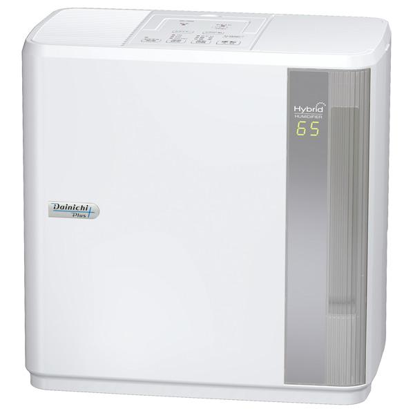 【あんしん延長保証対象】選べる湿度設定。 ダイニチ ハイブリッド式加湿器 ホワイト HD-7020-W [HD7020W]【RNH】【OCTP】