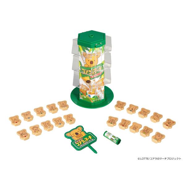定番大人気お菓子コアラのマーチがバランスゲームになった 新品未使用 バランスが崩れないようにコアラをのせていこう メガハウス ふんばれ コアラのマーチ バランスタワーゲーム コアラノマ-チバランスタワ-ゲ-ム ハイクオリティ