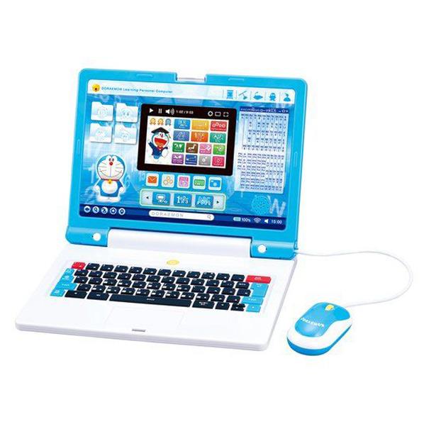 ドラえもん より 年間定番 ドラえもんラーニングパソコン 人気商品 が登場 バンダイ ラーニングパソコン ドラエモンラ-ニングパソコン