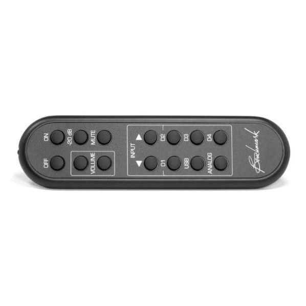 Benchmark製品DAC3シリーズ HP4 LA4に利用可能なリモートコントローラー Benchmark ベンチマーク BMS-RMT 新作製品、世界最高品質人気! 正規取扱店 BMSRMT DAC3シリーズ LA4用リモコン