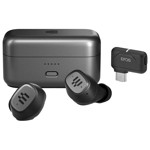 EPOS ワイヤレスイヤフォン GTW-270 Hybrid 1000230 [1000230]