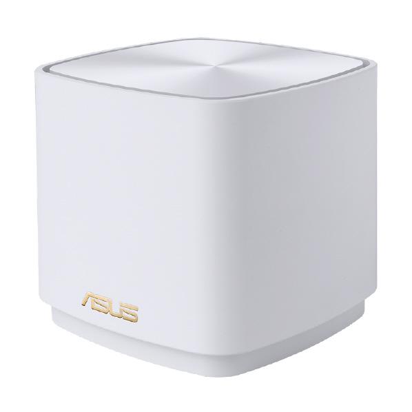 <title>あんしん延長保証対象 ビジネスレベルのセキュリティーで家庭内接続機器をお守りします ASUS WiFi 6 送料無料 802.11ax 対応デュアルバンド無線ルーター ZenWiFi XD4 W 1Pack ZenWiFiシリーズ ZENWIFI 1-PACK WHITE ZENWIFIXD41PACKWHITE RNH</title>