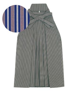日本舞踊や成人式などにもオススメな縞袴です 踊り用 最新 縞袴 うまのり仕立 S M L寸 安い
