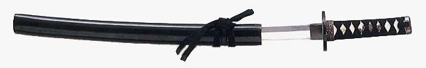 舞踊刀 踊り用日本刀 全長約62cm[ 刀 刀剣 日本刀 模擬刀 模造刀 舞台用 小道具 アルミ Ts3201-w15308 ]