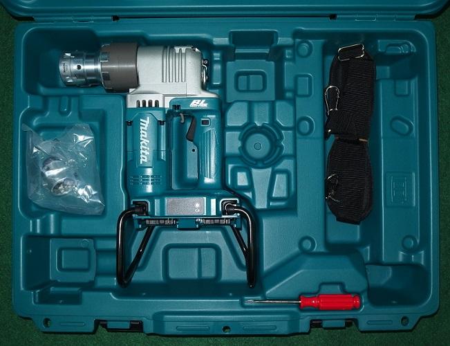 マキタ WT310DZK 18Vx2=36V充電式シャ-レンチ 本体のみ+ケ-ス バッテリ・充電器別売 新品