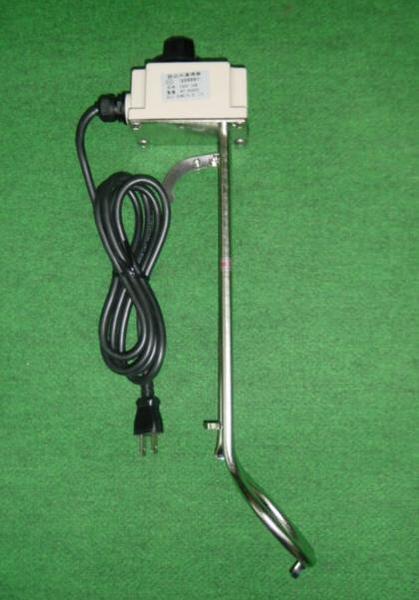 フジマック SH-1000S サーモ付バケツ用投げ込みヒーター 1Kw ショ-ト 湯沸し 新品 SH1000S