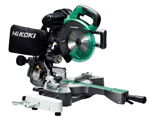 HiKOKI C7RSHD レーザーマーカ付190mm深切りスライドマルノコ チップソ-付 単相100V 新品 代引き便不可 ハイコ-キ 日立工機