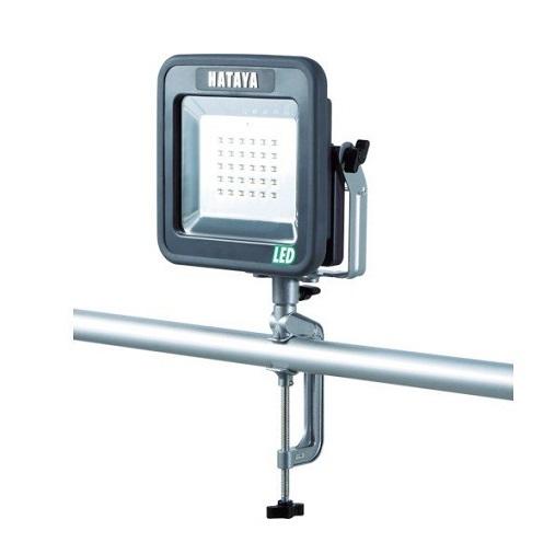 ハタヤ LWK-15V 屋外用充電式LEDケイ・ライトプラス バイスタイプ 15W 新品