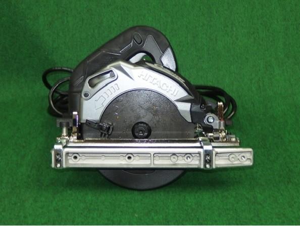 HiKOKI(日立工機) C6UEY(SB) 165mmブラシレス深切り電子造作マルノコ チップソー付 黒 単相100V 新品 C6UEY S B ハイコ-キ 日立工機