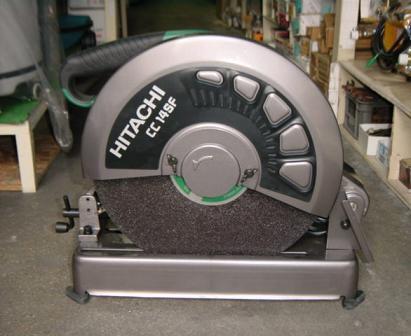 HiKOKI CC14SF 355mm高速切断機 単相100V 新品 ハイコ-キ 日立工機