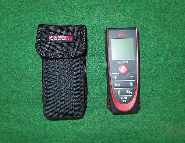 タジマ DISTO-D2BT Bluetooth搭載レーザー距離計 ライカディストD2 プロ用 屋内用 新品