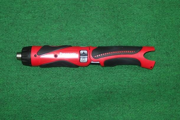 パナソニック EZ7410XR1 3.6Vドリルドライバー バッテリ・充電器別売 赤 新品