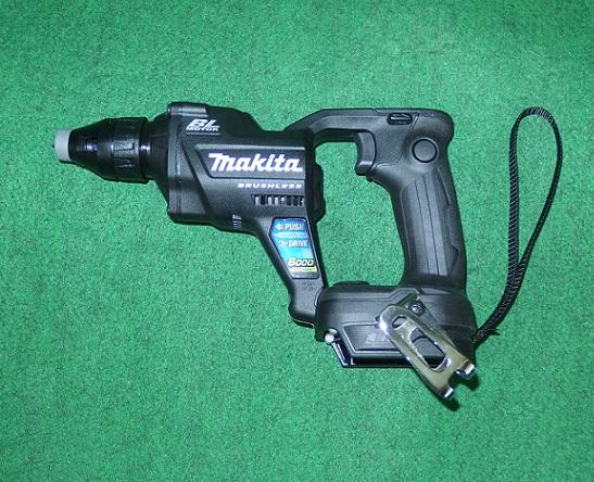 マキタ FS600DZB 18V充電式スクリュードライバ 回転数6000min-1 黒 本体のみ バッテリ・充電器別売 新品