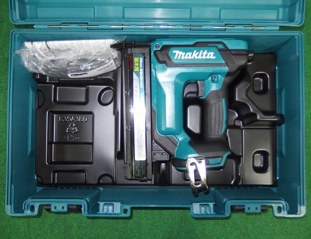 マキタ FN350DZK 18V-35mm充電式面木釘打機 本体+ケ-ス バッテリ・充電器別売 新品 フィニッシュネイラ