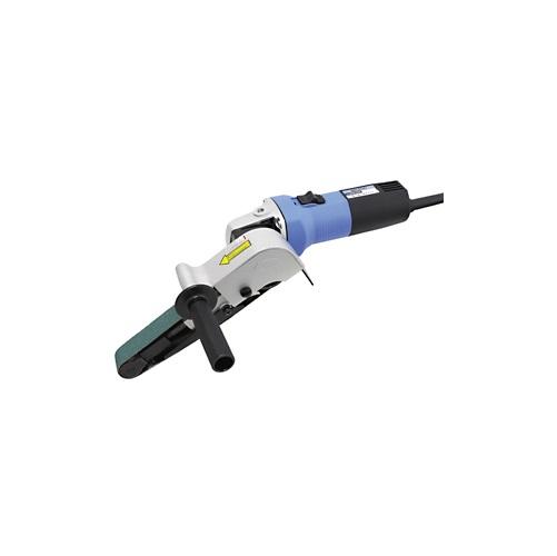 日東工器 EBS-30A 電動ベルトン30型 ベルト幅30mm 重研磨用 AC100V 新品 ベルトサンダ EBS30A