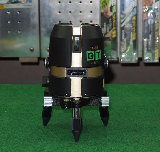 送料無料 代引不可 タジマ グリーンレーザー GT3G-I 2方向縦・水平 新品