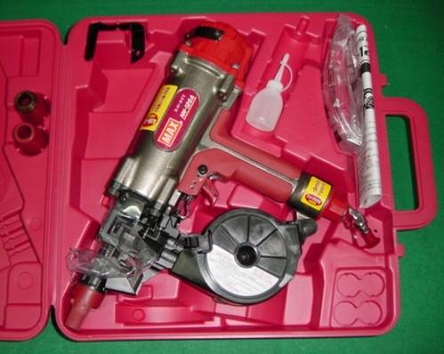 マックス HN-120A コンクリ-ト用高圧釘打機 新品 HN120A MAX