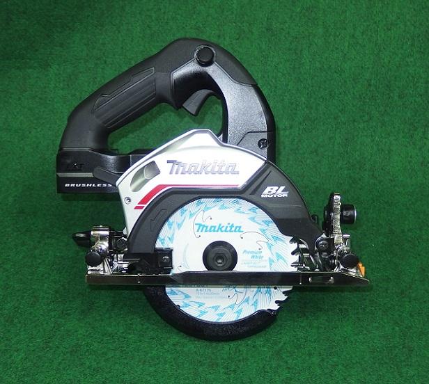 マキタ HS474DZB 18V-125mm充電式ブラシレスマルノコ サメ肌チップソ-付 黒 本体のみ バッテリ・充電器別売 ハイパワ- 新品