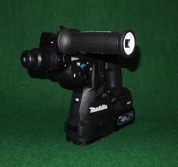 マキタ HR001GRDXB 40Vmax-28mm 充電式ハンマドリル 無線連動対応 黒 新品