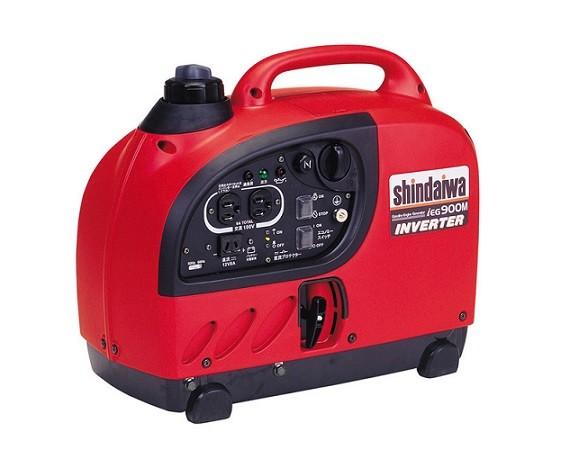 新ダイワ IEG900M-YM インバ-タ-ガソリンエンジン発電機 新品 ヤマハ EF900iS OEM 同等品 やまびこ