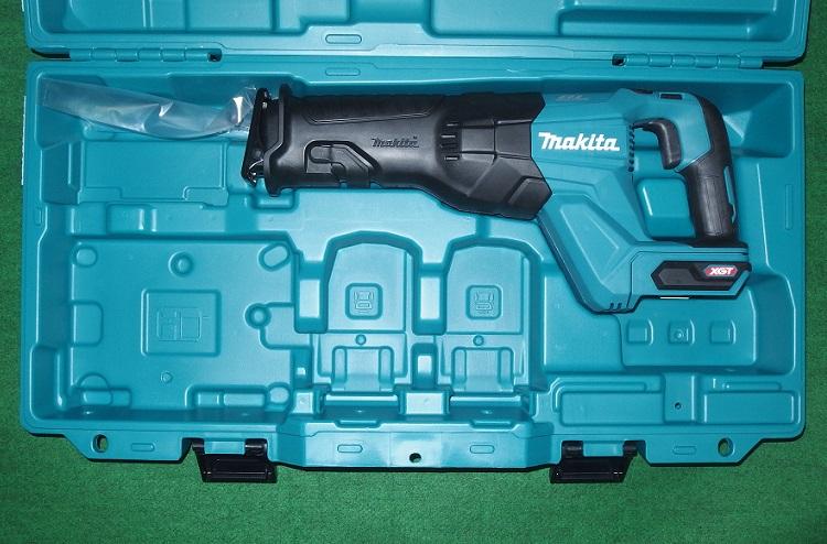 マキタ JR001GZK 40V max充電式ブラシレスレシプロソー 本体+ケ-ス バッテリ・充電器別売 新品