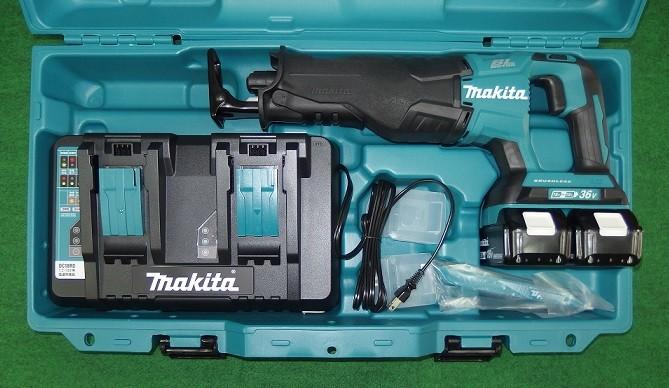 マキタ JR360DPG2 18VX2=36V 充電式ブラシレスレシプロソー 6.0Ah 新品