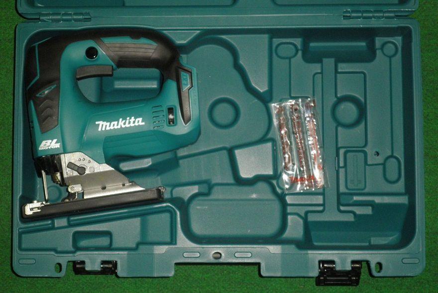 マキタ JV142DZ 14.4V充電式ジグソー 本体+ケ-ス バッテリ・充電器別売 新品