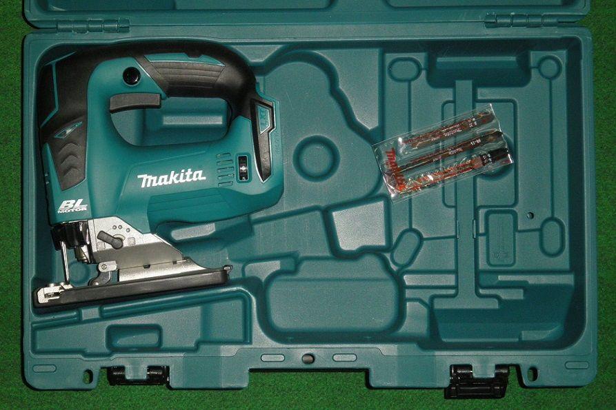 マキタ JV182DZ 18V充電式ジグソー 本体+ケ-ス バッテリ・充電器別売 新品