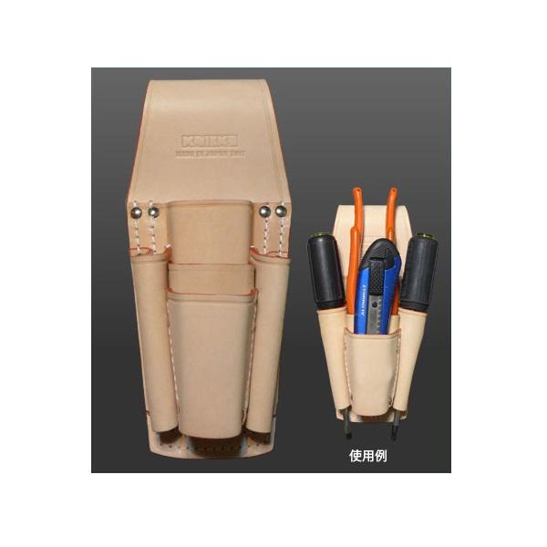 ニックス KN-501PLL ペンチ・ニッパ・ドライバホルダー 新品 KN501PLL KNICKS 皮サック