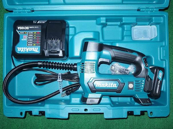 マキタ MP100DSH 10.8V充電式空気入れ 新品
