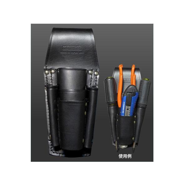 ニックス KB-501PLL ペンチニッパドライバホルダ 黒 新品 KB501PLL KNICKS