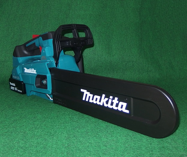 マキタ MUC306DGF 18Vx2=36V 300mm充電式チェーンソー トップハンドル型 スプロケットノ-ズバ-仕様 25AP仕様 青 6.0Ah 新品