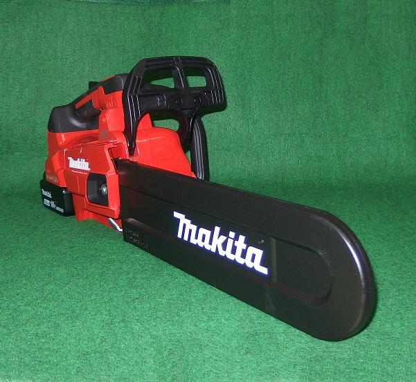 マキタ MUC306DGFR 18Vx2=36V 300mm充電式チェーンソー トップハンドル型 スプロケットノ-ズバ-仕様 25AP仕様 赤 6.0Ah 新品