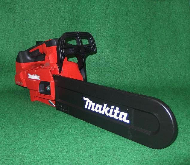 マキタ MUC356DZFR 18Vx2=36V 350mm充電式チェーンソー トップハンドル型 スプロケットノ-ズバ-仕様 25AP仕様 赤 本体のみ バッテリ・充電器別売 新品