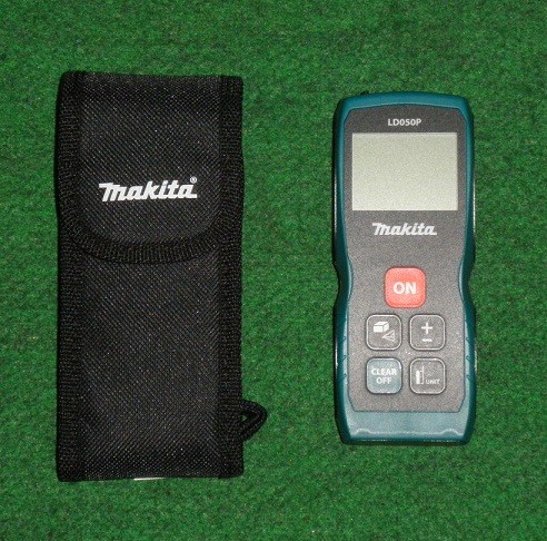 マキタ シンプル機能レーザー距離計 LD050P 新品