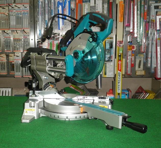マキタ LS0717FL レーザ-付190mm両傾斜スライドマルノコ 新品