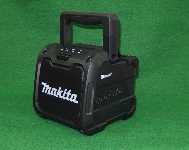 マキタ MR200B+BL1015+DC10SA Blutooth対応充電式スピ-カ バッテリ・充電器付セット 黒 新品