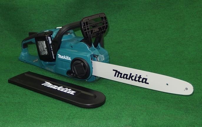 送料無料 マキタ MUC353DPG2 18Vx2=36V 350mm充電式チェーンソー 91PXチェ-ン刃付 青 6.0Ah 新品
