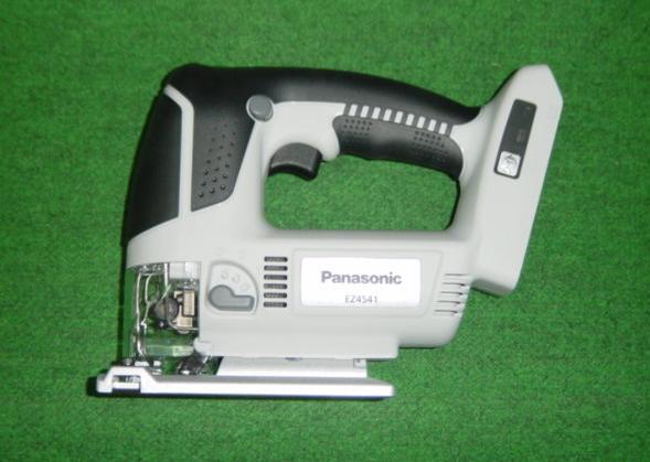 パナソニック EZ4541X-B 14.4V充電式ジグソー バッテリ・充電器別売 新品