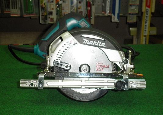 マキタ 5310C 147mm厚切込み 電子造作マルノコ 切込深さ56mm AC100V 青 チップソー付 新品