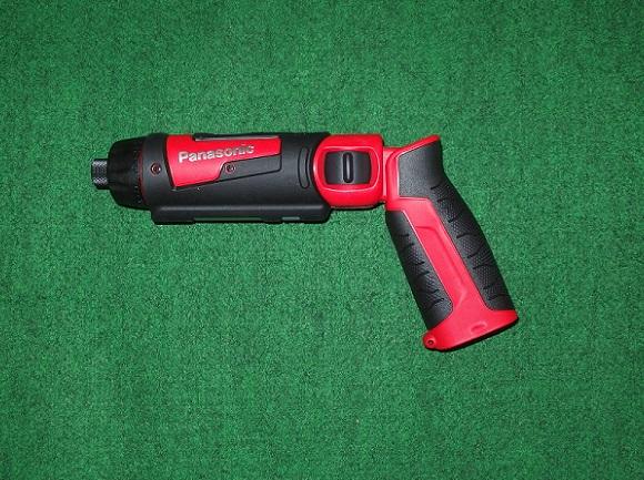 パナソニック EZ7421X-R 7.2Vステイックドリルドライバ- バッテリ・充電器別売 赤 新品