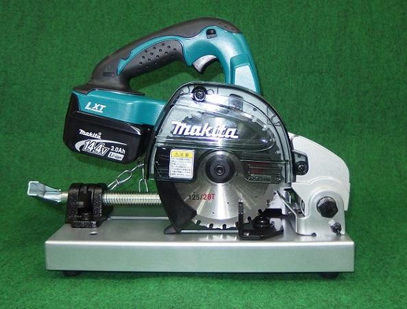 マキタ LC540DRF 14.4V-125mmチップソ-切断機 新品