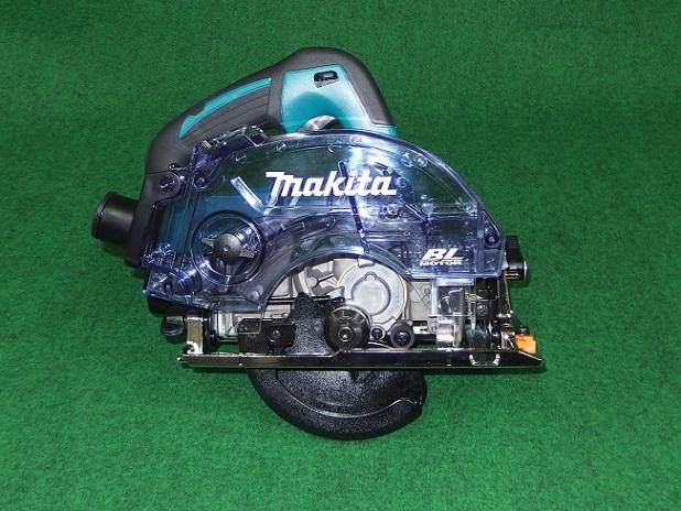 マキタ KS511DRG 18V-6.0Ah 125mm防塵マルノコ チップソー別売 新品
