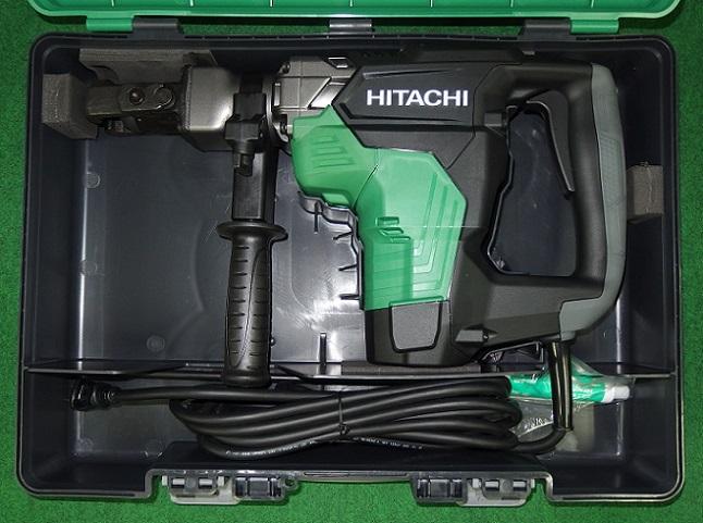 HiKOKI DH40SC 40mm六角軸ハンマドリル 単相100V 新品 ハイコ-キ 日立工機