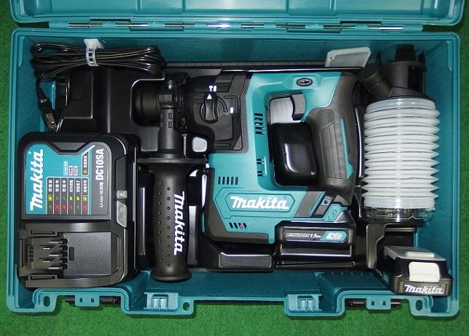 マキタ HR140DSHX 10.8V-14mm ワンハンドSDSハンマドリル 新品
