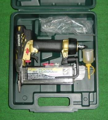 HiKOKI NT55HM2 ダスタ付高圧仕上釘打機 フィニッシュ 新品 ハイコ-キ 日立工機