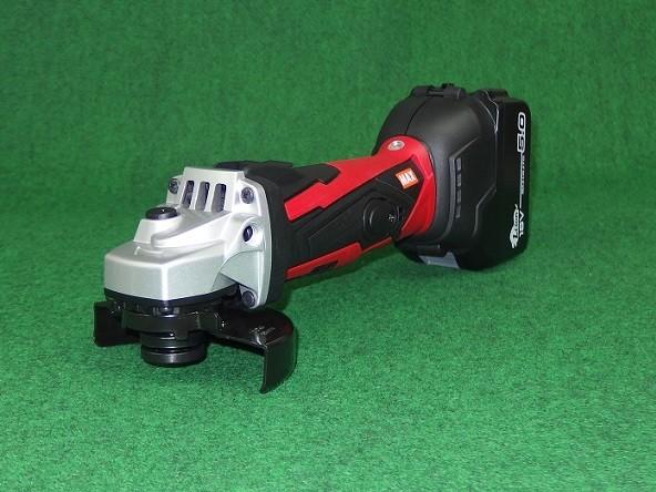 マックス PJ-DG101-B/50A 18V充電式ディスクグラインダ 本体・5.0Ah電池パック 充電器別売 新品