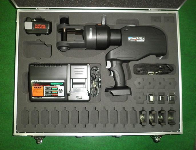 泉精器 REC-Li325 充電式325mm2圧着専用機 ERoboシリ-ズ 新品