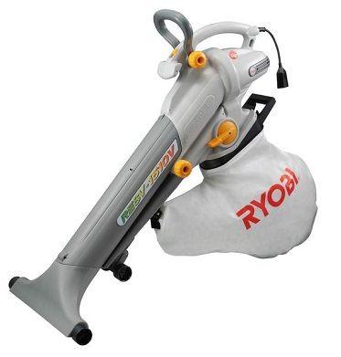 リョービ RESV-1510V ブロワバキューム 風速無段階 ワイドノズル付 新品