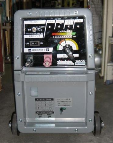 送料無料 代引不可 新ダイワ バッテリ-溶接機 SBW-170D 新品